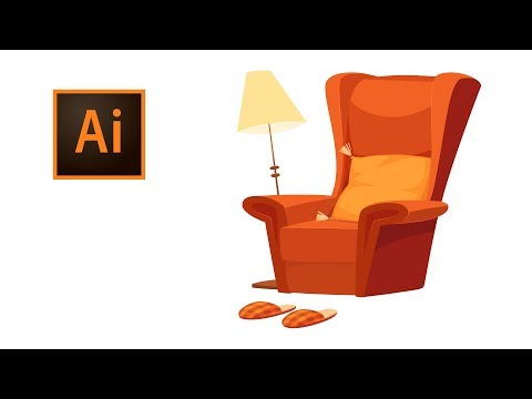 01 - Shading and Colouring Vector Illustrations in Adobe Illustrator CC