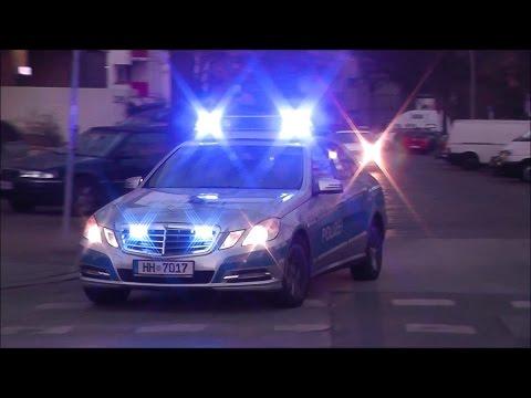 [FULL LED POLIZEI HAMBURG] 16x Hamburger Peterwagen der Polizei Hamburg (HD)