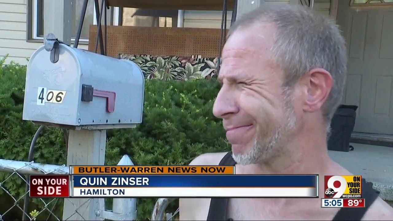 Neighbors, surveillance camera witness shocking shooting in Hamilton