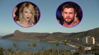 Inside the Australian Resort Where Stars Like Taylor Swift and Chris Hemsworth Stay
