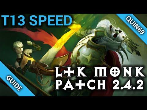 D3: LTK Monk (2.4.2 | T13 Speed | SWK | Season 7)
