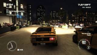 GRID 2 PC Multiplayer Endurance Gameplay: Tier 1 Upgraded Ford Mustang Mach 1 in Miami