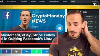 NO alle STABLECOIN! USA e SEC contro FACEBOOK e TELEGRAM  - CryptoMonday NEWS w42/'19