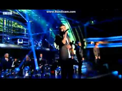 The Wanted- I Found You On Strictly :)