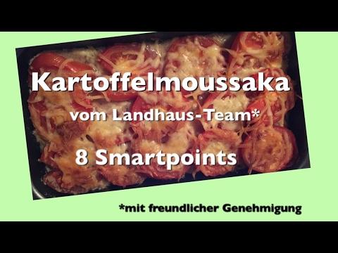 ThermomixTM TM5 Kartoffelmoussaka Landhaus Team WW