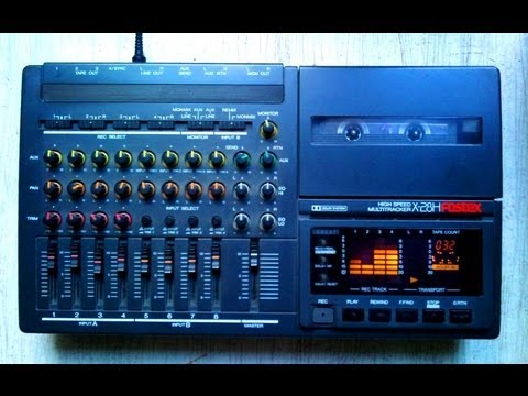 the fostex x 28h project files ballad reverb sallad youtube rh youtube com Fostex T50RP Fostex MR16