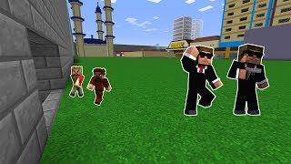 ARDA VE RÜZGAR ŞEHİRDEN KAÇIYOR! 😱 - Minecraft