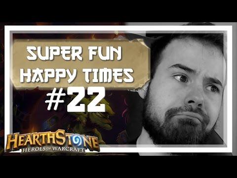 [Hearthstone] SUPER FUN HAPPY TIMES #22