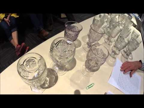 Larry Love on Victorian Era / Pre- WW I  Patterned Pressed Glass