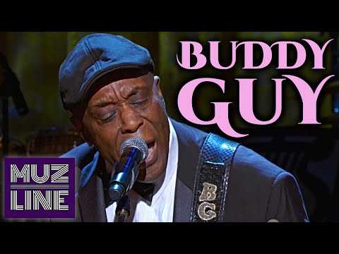 Keb' Mo' & Buddy Guy - Born To Play Guitar (Live 2016)