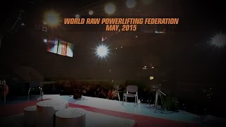 WRPF - A new chapter in the World of Powerlifting