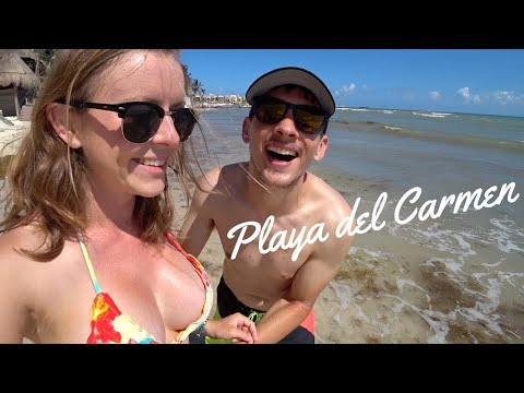 PLAYA DEL CARMEN - Giant Tourist Trap or Beach Paradise??