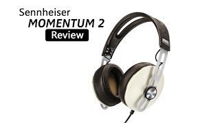 Sennheiser Momentum  2.0 Headphones Review