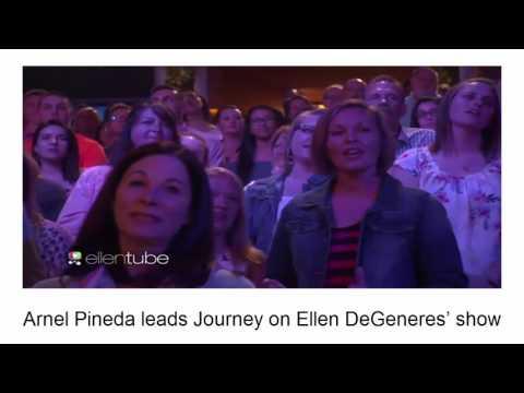 Journey Live @ Ellen 2017