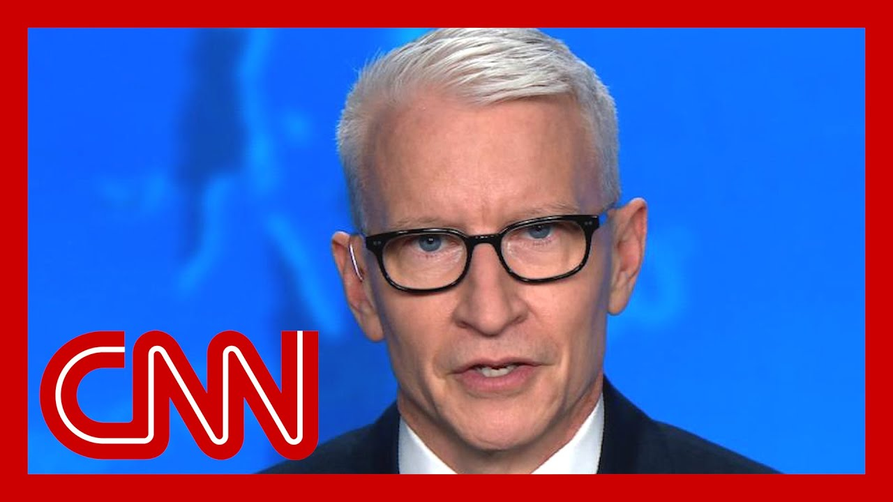 Anderson Cooper: Is Trump kidding himself about Covid-19 status?
