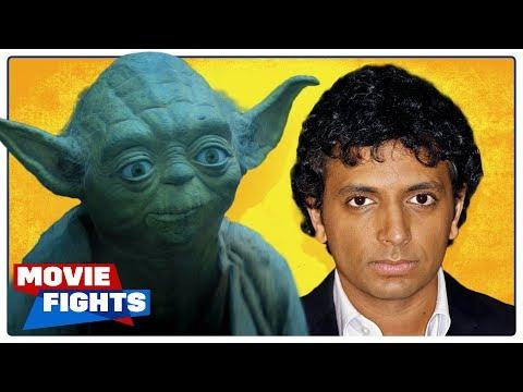 The Craziest Star Wars Director Picks! MOVIE FIGHTS (MURRELL vs CUSHING)