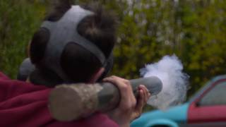 Firework Rocket Launcher - The Slow Mo Guys
