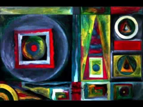 Affordable Art Abstract Geometric Cubism Paintings