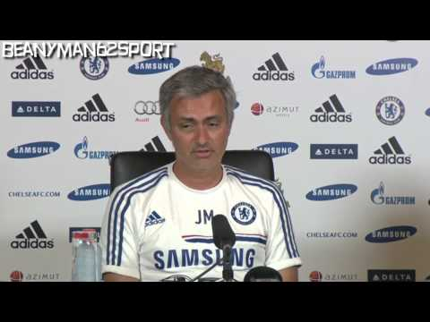Jose Mourinho Mocks Tottenham Over Willian Medical - Then Agreeing Terms With Chelsea