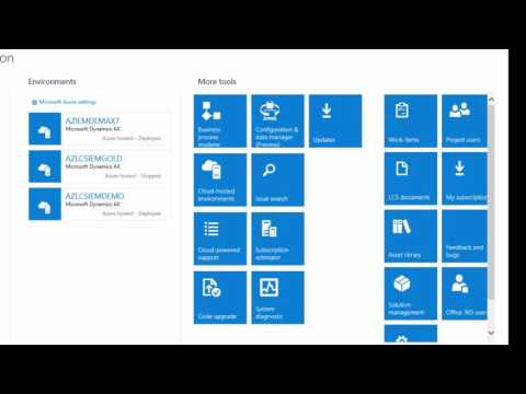 Quick Look at the New Dynamics AX – Lifecycle Services | Sikich LLP