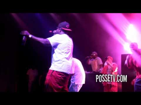 Ghostface Killah Ft Sheek Louch - Wu Block Live @ Prospect Park