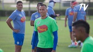 INTERVIEW: Blas Pérez on opening Gold Cup at Toyota Stadium