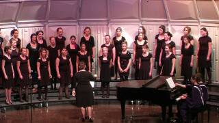 Bella Voce Choir - Weep No More - TJHS