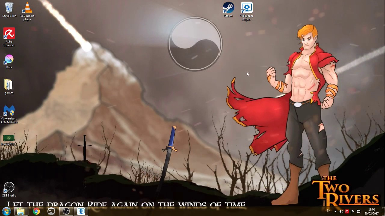 Two Rivers Convention Wheel Of Time Wallpaper Tutorial Youtube