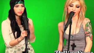 The Veronicas - Untouched acoustic