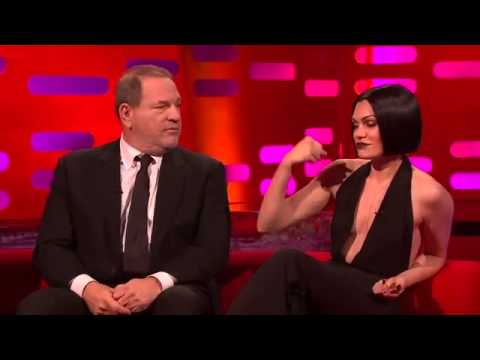 The Graham Norton Show S16E15  Jessie J,David Tennant, Olivia Colman and Harvey Weinstein