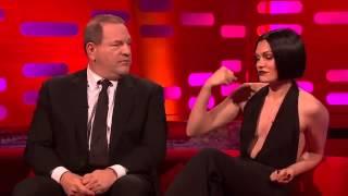 The Graham Norton Show S16E15  Jessie J,David Tennant, Olivia Colman and Harvey Weinstein