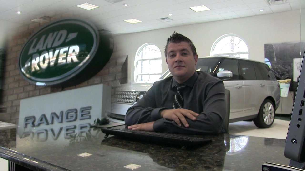 Meet the staff Dimmitt Land Rover Phil Reynolds