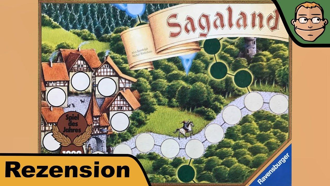Sagaland Spiel