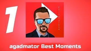 agadmator Best Moments - EPISODE 1
