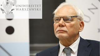 """Prof. Marek Safjan  """"Państwo prawa a kryzys konstytucyjny"""