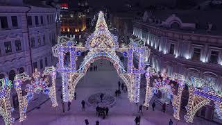 Новогодняя Казань/New Year's Kazan