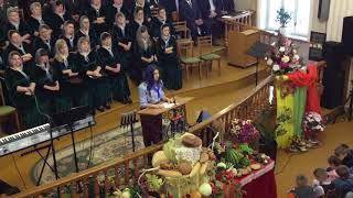 Вірш - Христина Лемішка, День подяки, Квітова, 19