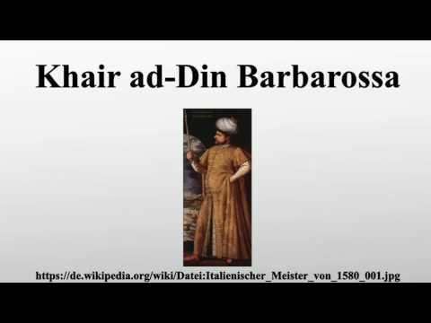 Khair ad-Din Barbarossa