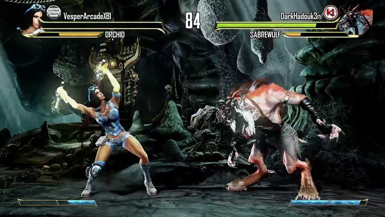 VA Killer Instinct Ranked Matches 12