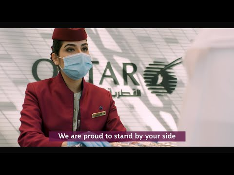 Thank You To All Our Passengers | Qatar Airways