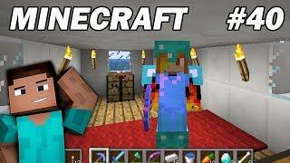Minecraft Survie FR : Enfin la pioche en diamant Fortune III ! EP40