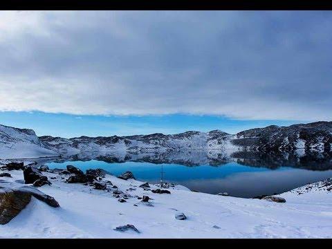 'Slutty' Microbes Swap DNA To Beat Antarctica's Harsh Environment