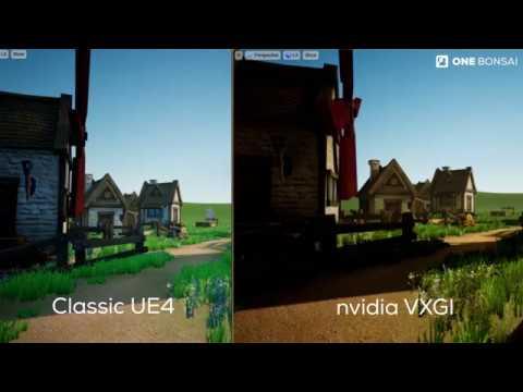 uw4 how to get nvidia vxgi