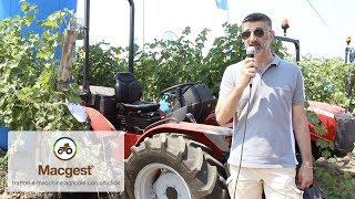 Argo Tractors Valpadana #Enovitis in campo 2017