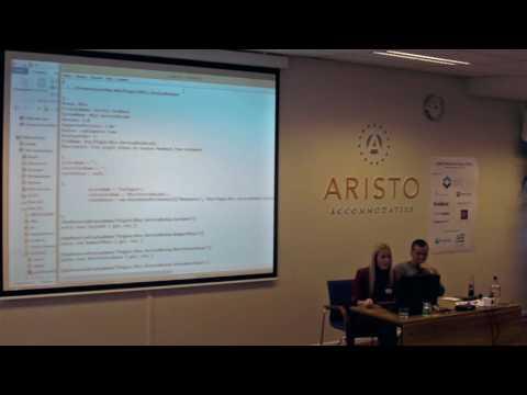 Workshop. Plugin development. Marianna Koroleva