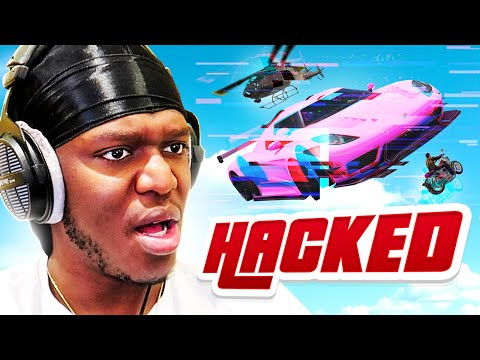 Our GTA 5 Lobby was HACKED - MoreSidemen