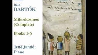 J. Jando plays Bartok Mikrokosmos from No.97 to 153