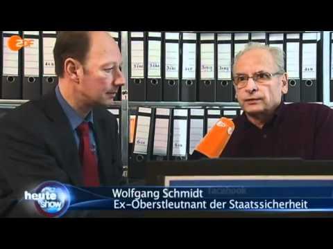 Ein Ex-Oberstleutnant der Stasi zu Facebook und zur Vorratsdatenspeicherung - die Bananenrepublik