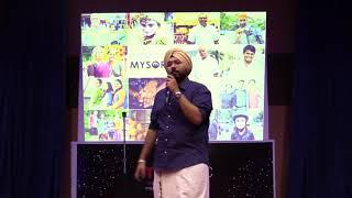 Intercultural love and interfaith harmony  Pushpit Kharbanda  TEDxSPC