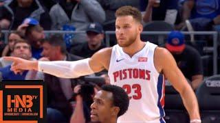 Cleveland Cavaliers vs Detroit Pistons 1st Qtr Highlights | 10.25.2018, NBA Season